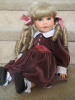 Engel Puppen Dorothea face doll from Disneyland