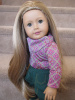 Majesty Wig for American Girl dolls